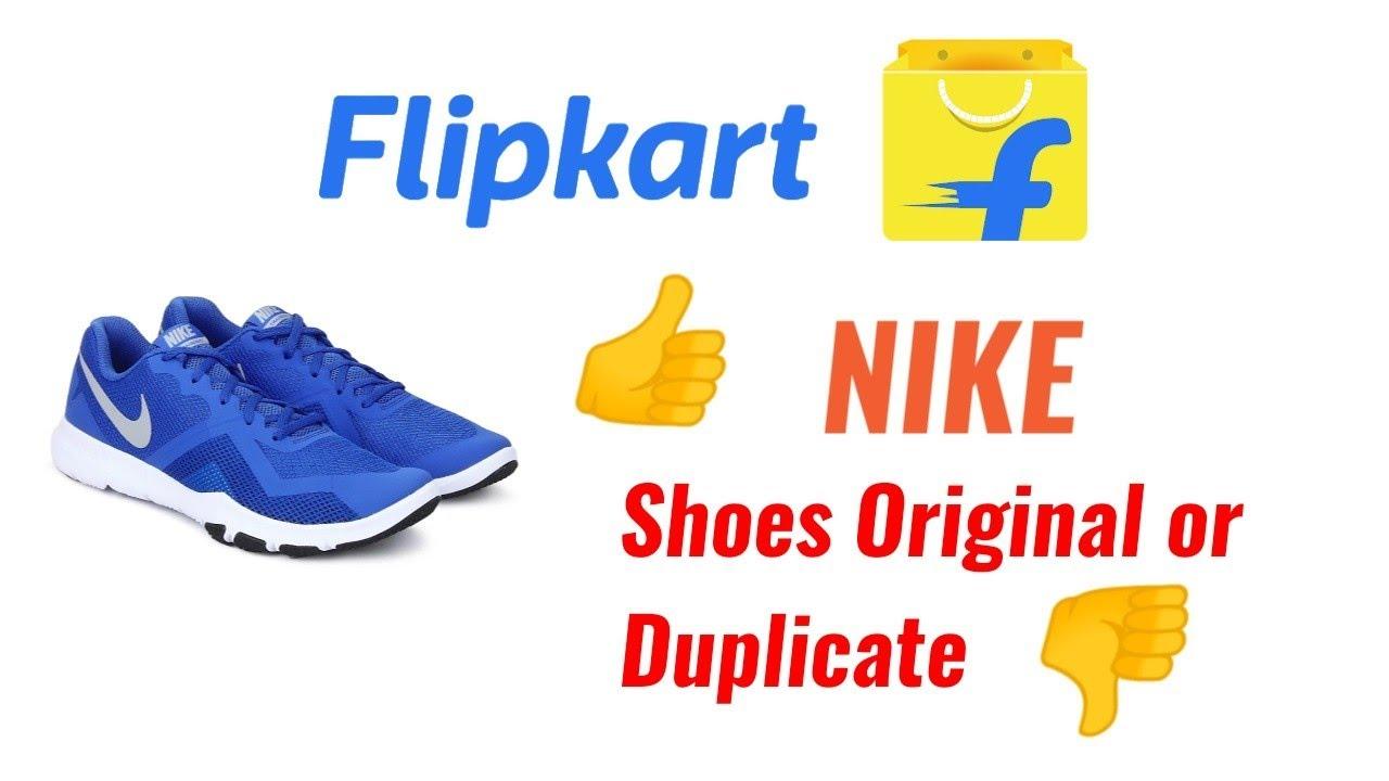 quality design 86547 4fb63 Nike Shoes From Flipkart .... Original Or Duplicate - iam ...
