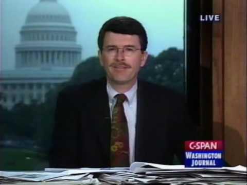 Gov. Gary Johnson on C-SPAN 7/11/2000