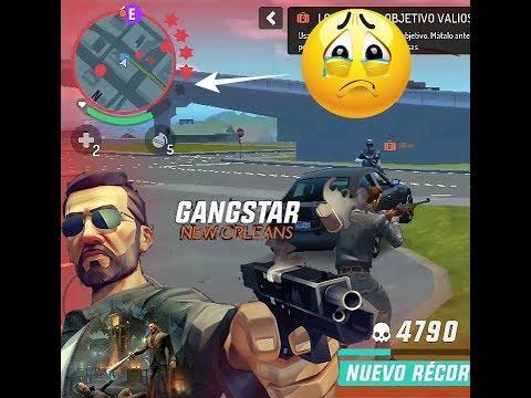 Gangster new orleans/intentando conseguir 5 estrellas/