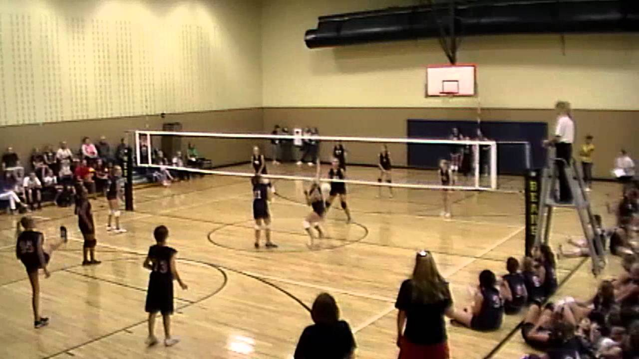 Alyssa Howell 11  Sierra Middle School Volleyball