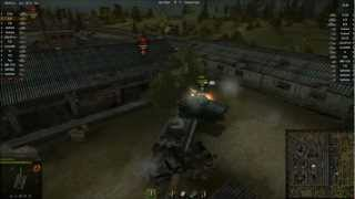 World of Tanks - E-50 Tier 9 Medium Tank - Encounter At Ensk