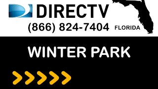 Winter Park FL DIRECTV Satellite TV Florida packages deals and…