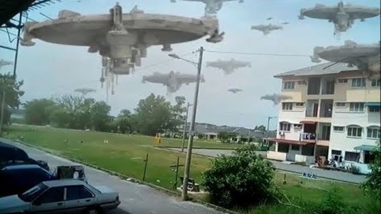 Download 10 Ovnis que han sido captados sobrevolando a baja altura