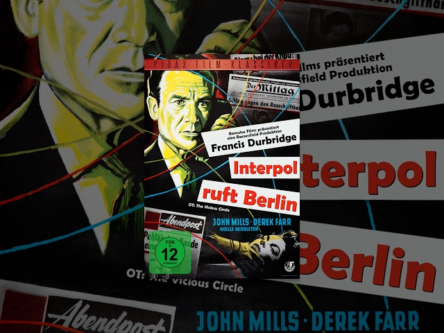 Interpol ruft Berlin