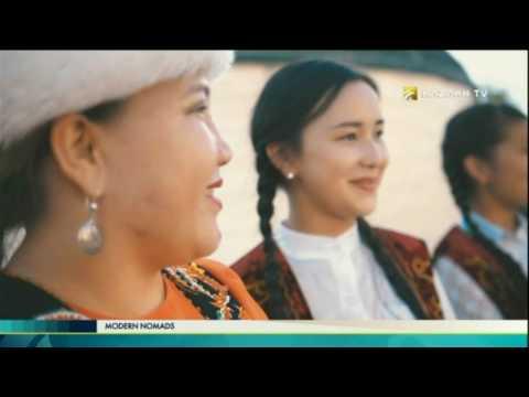 Modern Nomads №2 (22.03.2017) - Kazakh TV