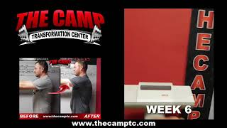 Modesto Weight Loss Fitness 6 Week Challenge Results - Tyler Weiss