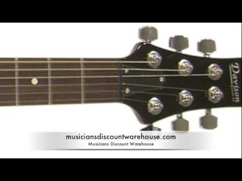 How To Tune A Guitar Electric or Acoustic Online Video Play Along Mp3