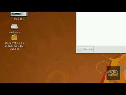 How To Get And Install Opera On Ubuntu 10.10 & Below