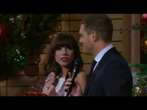Michael Bublé | Rockn' Around The Christmas Tree / Jingle Bell Rock (feat Carly Rae Jepsen)