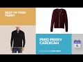 Fred Perry Cardigan Best Of Fred Perry