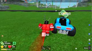 THAT'S HOW YOU USE HACK ON ROBLOX!! -MAD CITY-