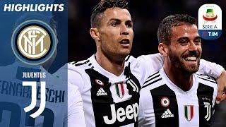 Inter 1-1 Juventus | L'Inter ci prova, ma Ronaldo pareggia i conti | Serie A
