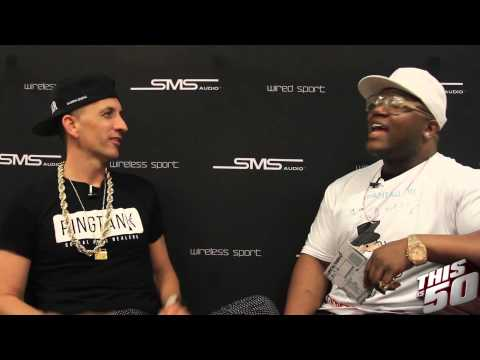 Clinton Sparks on Get Familiar; Eminem & Cam'Ron; Radio