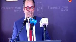 بالفيديو.. رئيس برزنتيشن بعد رعاية الأهلي