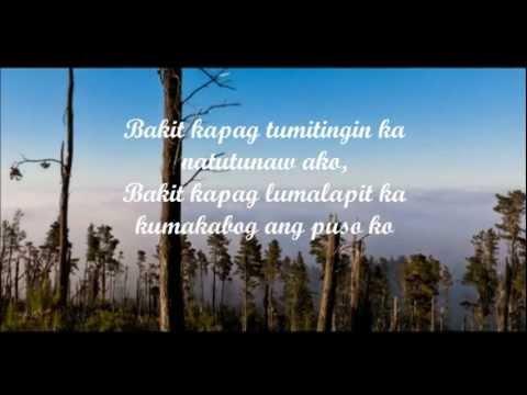 Bryan Termulo - Sa Isang Sulyap Mo W/ Lyrics
