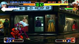 GGPO - The King Of Fighters 2000 - Pdy9794(KOR) Vs Afa0913(TAI)