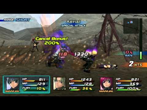 Star Ocean 3 Till the End of Time Boss Albel Nox [4D-MODE] pcsx2