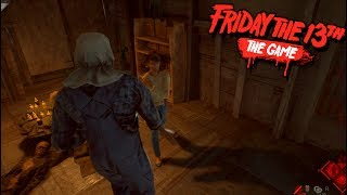 SOY JASON Y ME QUIEREN MATAR!! FRIDAY 13th: THE GAME
