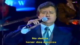 DOS AMORES (con letra) Manuel Ascanio