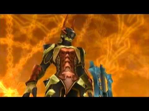 Kingdom Hearts Birth By Sleep -  Rage Awakened -The Origin-