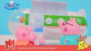 PeppaPig | Tập phim: Máy bay Du Lịch - Phim hoạt hình Heo Hồng Peppa