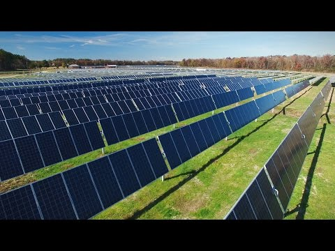 Amazon Solar Farms US East