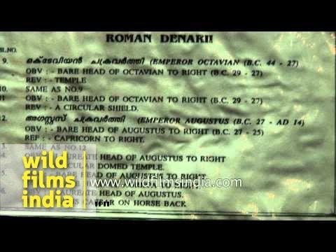 Roman Denarii - Coins of the Roman Republic and Empire on Display