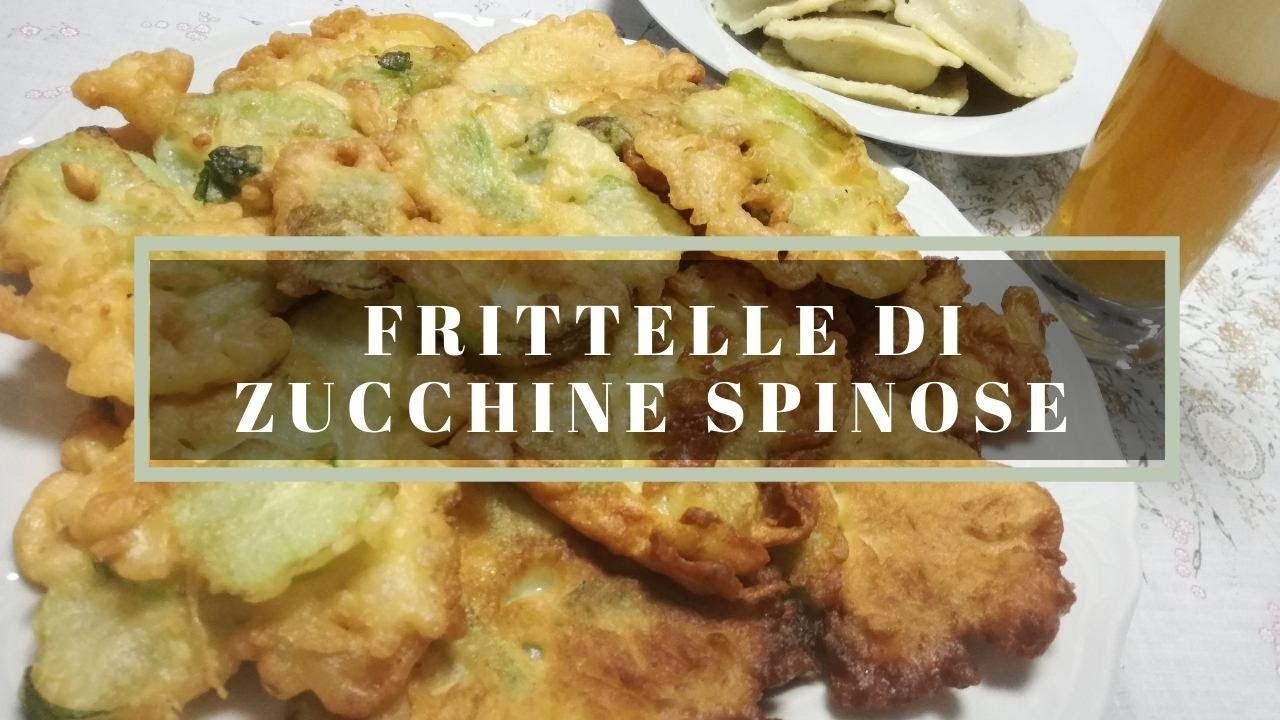 Ricetta Zucchine Spinose In Padella.Frittelle Di Zucchine Spinose Ricette Calabresi Torte Di Nuvole