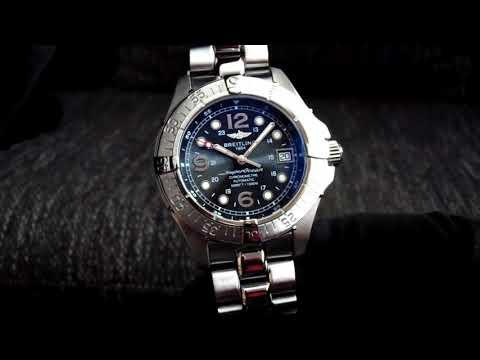Breitling SuperOcean Steelfish