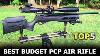 Top 5 Best Budget Pcp Air Rifle Best Cheapest Air Rifles 2020 Youtube
