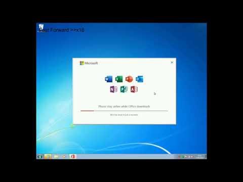 Install Microsoft Office 365 (2019 Version) On Windows 7