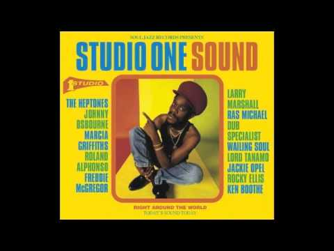 Studio One Sound - The Heptones - Give Give Love