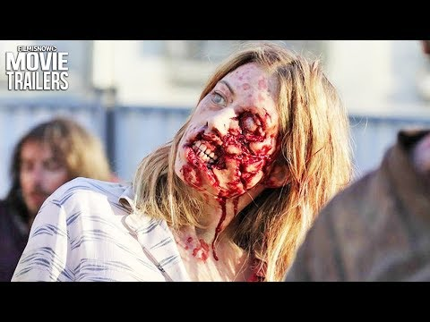 THE NIGHT EATS THE WORLD Trailer NEW (2018) - Dominique Rocher Zombie Movie
