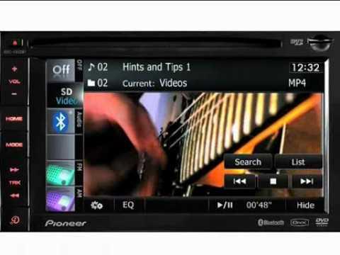Nieuw Pioneer AVIC-F920BT Navigatie- en multimediasysteem met interface HO-17