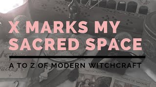 REQUESTED Room and Bookshelf Tour | Sacred Space | A to Z of Witchcraft SERIES