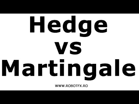 The difference between hedging and martingale - RobotFX Fluid (aka how to hedge)