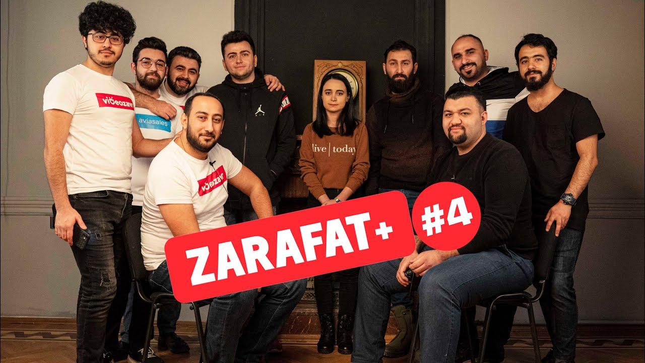 Zarafat+ #4 VIDEOZAVR
