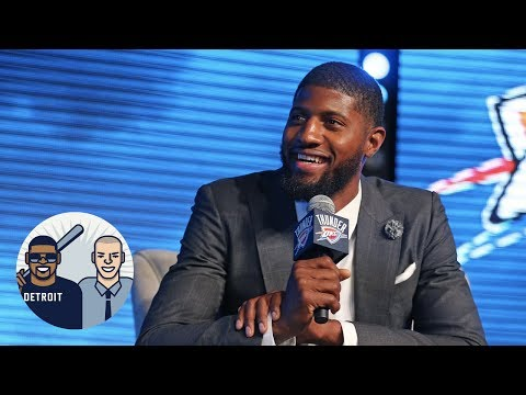 Jalen Rose Says Paul George To Stay In OKC | Jalen & Jacoby | ESPN