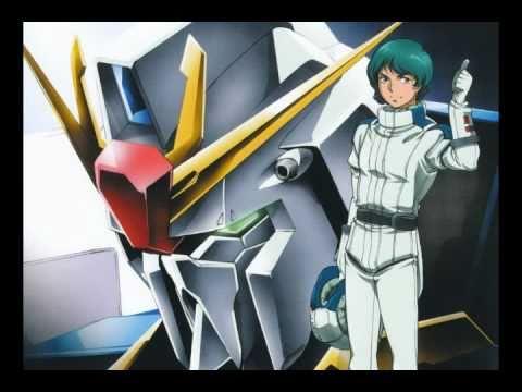 Mobile Suit Zeta Gundam - Mizu No Hoshi E Ai Wo Komete Remix
