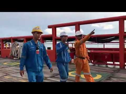 Marine Surveyor of PT  Binaga Ocean Surveyor BOS