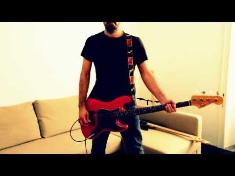 Not Even Jail - Interpol [bass cover]