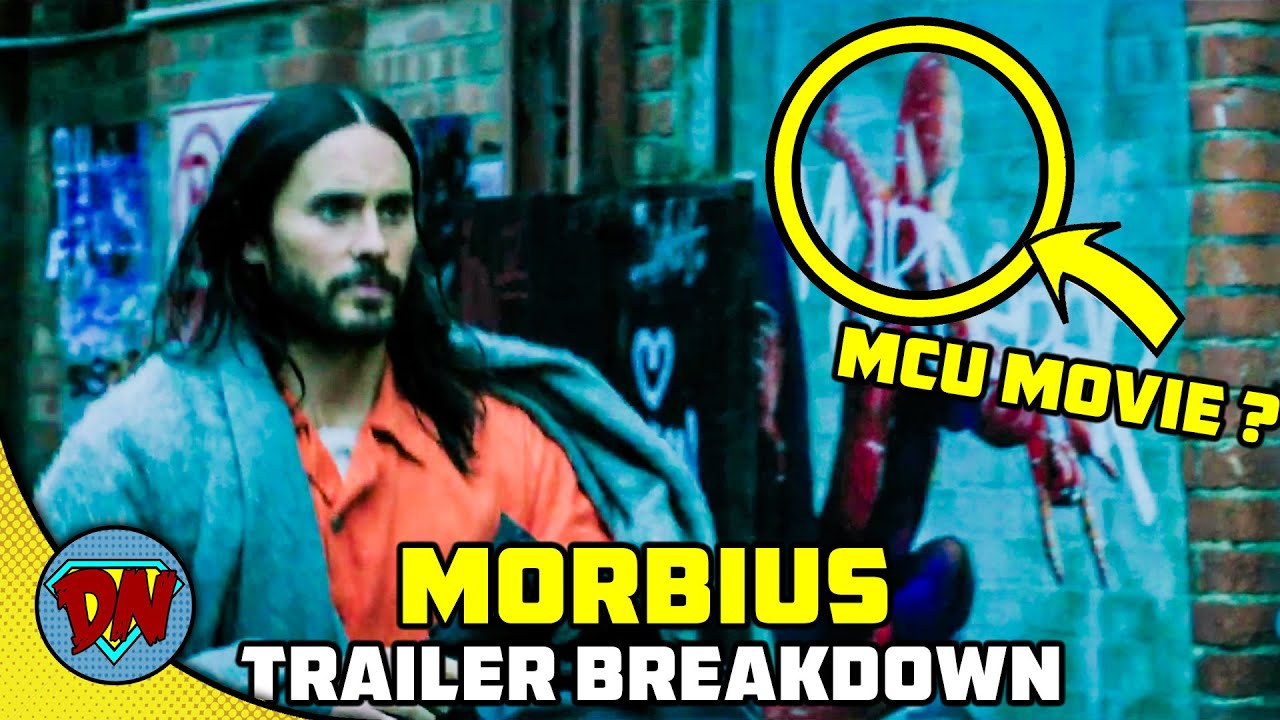 Morbius Trailer Breakdown In Hindi Desinerd Youtube