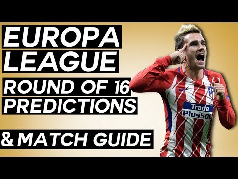 UEFA Europa League Round of 16 Predictions: The Ultimate Guide to the Europa League!