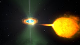 NASA | Fermi Catches a 'Transformer' Pulsar