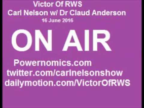 "Dr Claud Anderson- ""An Economic Revolution...Gotta Go Black"" | 16 June 2016"