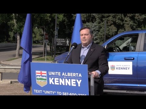 "Kenney kicks off unofficial campaign for PC leader with ""Truck Tour"": NDP partisans feign outrage"