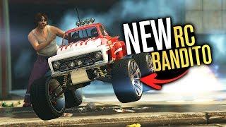 $1,500,000 RC Bandito CUSTOMIZATION & Freeroam! | GTA 5 (Arena War)