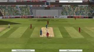 Cricket Captain 2015 PC Gameplay | 1080p