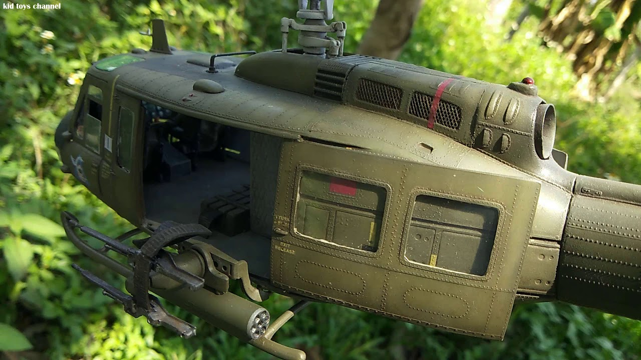 Blackhawk Helicopter Toy