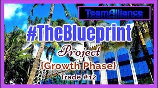 The Blueprint Project { Growth Phase - Trade #12 } On NADEX | #TheBlueprint